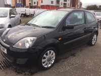 2007 FORD FIESTA 1.2 STYLE 16V 3d 78 BHP £2000.00