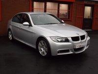 USED 2008 08 BMW 3 SERIES 318D M SPORT 2.0 4d FSH - MOT 7/18 - BIG SPEC