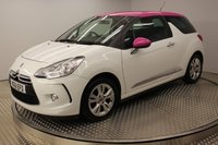 USED 2012 61 CITROEN DS3 1.6 DSTYLE 3d 120 BHP