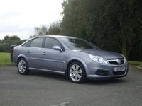 USED 2005 55 VAUXHALL VECTRA 1.9 EXCLUSIV CDTI 8V 5d 120 BHP