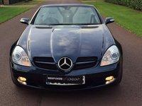 USED 2005 05 MERCEDES-BENZ SLK 1.8 SLK200 KOMPRESSOR 2d AUTO 161 BHP