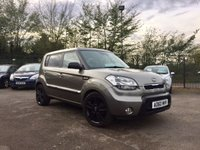 USED 2010 60 KIA SOUL 1.6 CRDi TEMPEST 5d AUTOMATIC WITH SERVICE HISTORY  PART EXCHANGE TO CLEAR WITH HISTORY
