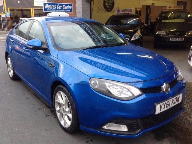 2012 61 MG 6 1.8 SE GT 5d 160 BHP