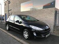 2008 PEUGEOT 308 1.6 S 5d 118 BHP £2495.00