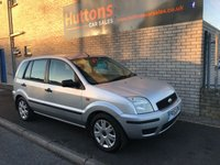 2003 FORD FUSION 1.6 FUSION 2 5d 100 BHP £1495.00