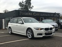 USED 2013 63 BMW 3 SERIES 2.0 318D M SPORT TOURING 5d AUTO 141 BHP
