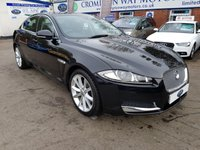 USED 2013 62 JAGUAR XF 2.2 D PREMIUM LUXURY 4d AUTO 200 BHP 0% AVAILABLE ON THIS CAR PLEASE CALL 01204 317705