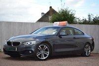 2013 BMW 4 SERIES 2.0 420D SPORT 2d AUTO 181 BHP £15000.00