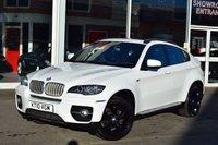 2010 BMW X6 3.0 XDRIVE35D 4d 282 BHP £17950.00