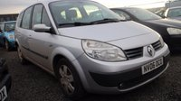 USED 2006 06 RENAULT GRAND SCENIC 1.5 EXPRESSION DCI 5d 106 BHP CLEARANCE AS IS . NOT AVAILABLE ON FINANCE.