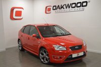 2006 FORD FOCUS 2.5 ST-2 5d 225 BHP *LOW MILES* £6995.00