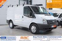 2012 FORD TRANSIT 2.2 280 ECONETIC LR 1d 99 BHP £6295.00