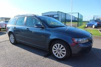 USED 2006 06 VOLVO V50 2.0 D S 5d 135 BHP LOW DEPOSIT OR NO DEPOSIT FINANCE AVAILABLE.