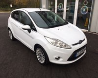 USED 2012 12 FORD FIESTA 1.4 TITANIUM THIS VEHICLE IS AT SITE 2 - TO VIEW CALL US ON 01903 323333