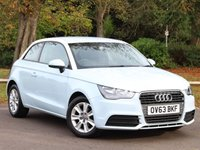 USED 2013 63 AUDI A1 1.2 TFSI SE 3d 84 BHP £158 PCM With £914 Deposit