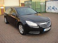2011 VAUXHALL INSIGNIA 2.0 EXCLUSIV NAV CDTI 5d AUTO 128 BHP £SOLD
