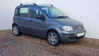 USED 2010 10 FIAT PANDA 1.2 DYNAMIC ECO 5d 60 BHP