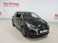 USED 2016 16 DS DS 3 1.6 BLUEHDI ULTRA PRESTIGE S/S 3d 118 BHP