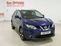 USED 2017 17 NISSAN QASHQAI 1.5 N-CONNECTA DCI 5d 108 BHP with Comfort Pack