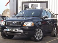 USED 2010 10 VOLVO XC90 2.4 D5 EXECUTIVE AWD 5d AUTO 185 BHP FULL  SERVICE HISTORY 6 STAMPS, SUPERB CONDITION, 2.4 AUTOMATIC DIESEL.