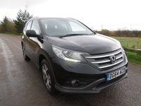 USED 2014 64 HONDA CR-V 2.2 I-DTEC EX 5d 148 BHP Fully loaded, many extras