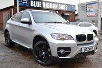 USED 2010 BMW X6 3.0 XDRIVE35D 4d 282 BHP SUNROOF, COMFORT SEATS, BLINDS