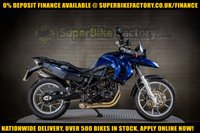 USED 2011 11 BMW F650 800CC GOOD BAD CREDIT ACCEPTED, NATIONWIDE DELIVERY,APPLY NOW