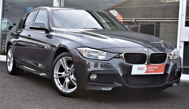 2013 63 BMW 3-SERIES 2.0 320D XDRIVE AWD M SPORT 4d 181 BHP STOP-START