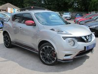 USED 2015 65 NISSAN JUKE 1.6 NISMO RS DIG-T 5d 215 BHP TOUCH SCREEN SAT NAV