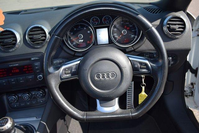 USED 2007 57 AUDI TT 3.2 QUATTRO 2d 250 BHP