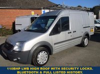 USED 2012 FORD TRANSIT CONNECT 230 LWB 110BHP WITH FULL HISTORY