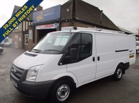 USED 2011 FORD TRANSIT 300s SWB ONLY 39,000 MILES FROM BT FLEET WITH FULL HISTORY