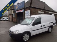 2008 VAUXHALL COMBO 2000 1.3 CDTi Direct From BT With History £2645.00