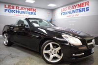 USED 2012 62 MERCEDES-BENZ SLK 1.8 SLK200 BLUEEFFICIENCY 2d AUTO 184 BHP Automatic, Cruise control, Bluetooth, Convertible