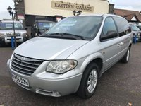 2006 CHRYSLER GRAND VOYAGER