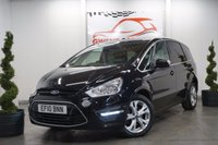 USED 2010 10 FORD S-MAX 2.0 TITANIUM TDCI 5d 161 BHP *HIGH SPEC,, DEALER HISTORY*