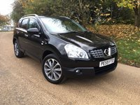 USED 2009 59 NISSAN QASHQAI 2.0 N-TEC 5d AUTO 140 BHP PLEASE CALL TO VIEW