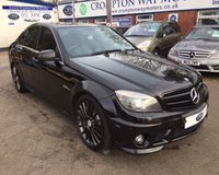 USED 2011 11 MERCEDES-BENZ C CLASS 6.2 C63 AMG 4d 451 BHP 0% AVAILABLE ON THIS CAR PLEASE CALL 01204 317705