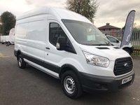 2015 FORD TRANSIT 350 L3H3 125PSi Panel Van £13250.00