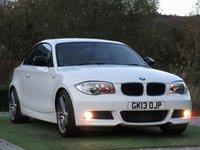 USED 2013 13 BMW 1 SERIES 2.0 118D SPORT PLUS EDITION 2d AUTO 141 BHP