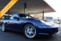 2003 PORSCHE BOXSTER 2.7 SPYDER 2d 228 BHP £5490.00