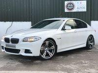 USED 2011 BMW 5 SERIES 2.0 520D M SPORT 4d 181 BHP