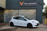 USED 2012 62 RENAULT CLIO 2.0 RENAULTSPORT 3d 200 BHP ONE OWNER, JUST 19,000 MILES, FULL RENAULT SERVICE HISTORY, CUP CHASSIS, SPEEDLINE WHEELS