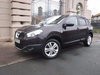 USED 2010 10 NISSAN QASHQAI 1.5 N-TEC DCI 5d 105 BHP ****FINANCE ARRANGED***PART EXCHANGE***PANORAMIC ROOF**SAT NAV**