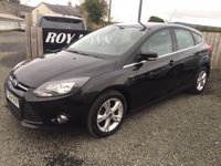USED 2014 64 FORD FOCUS 1.6 ZETEC ECONETIC TDCI 5d 104 BHP