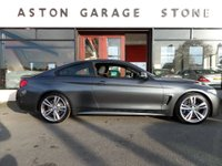 USED 2013 63 BMW 4 SERIES 435i M SPORT 3.0 SPORT COUPE AUTO ** BIG SPEC **
