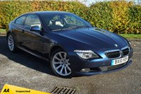 USED 2010 10 BMW 6 SERIES 3.0 635D SPORT 2d AUTOMATIC * 128 POINT AA INSPECTED *