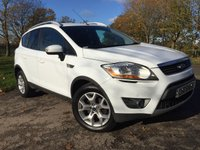 USED 2011 60 FORD KUGA 2.0 ZETEC TDCI 5d UPGRADED ALLOYS