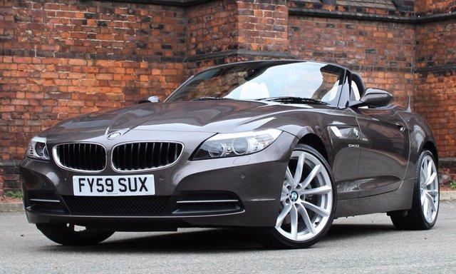 2009 59 BMW Z4 3.0 Z4 SDRIVE30I ROADSTER 2d 254 BHP