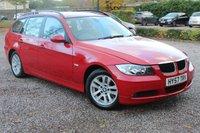 2007 BMW 3 SERIES 2.0 320D ES TOURING 5d AUTO 175 BHP £SOLD
